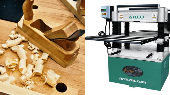 Hand Planer vs Bench (Table) Planer: A Comparative Analysis