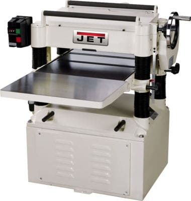 Jet Helical Head Planer Reviews:  JWP-208HH and JWP-15HH
