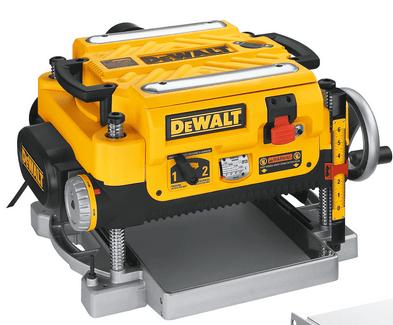 DeWalt DW735X Review : A Powerful Bench Planer