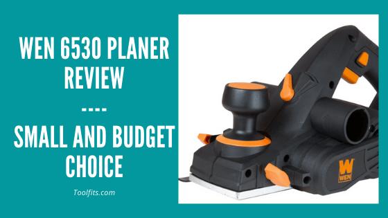Wen 6530 Planer Review